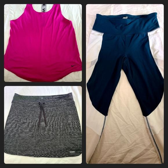 Athletic Wear Lot - Workout